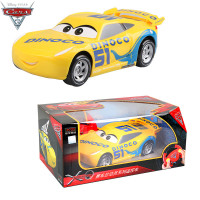 Disney Pixar Cars 3 RC Toys Gifts Dinoco Cruz Ramirez Juguetes Remote Control Car For Children