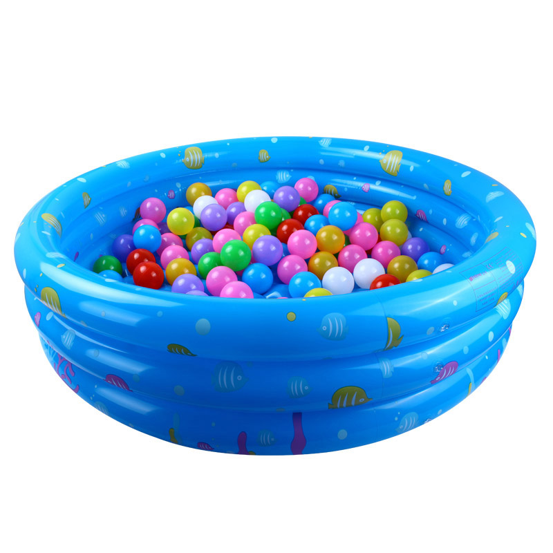 Fashion Children Round Swimming Pool Inflatable Baby Kids Play Paddling Bathtub For Home Outdoor Activities Garden Party FJ88