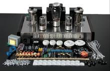 Douk audio FU50+6N8P Class A Single-ended Tube Audio Amplifier HiFi Valve Amp DIY Kit 13W*2