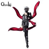 16cm Tokyo Ghoul Kaneki Figure Ken Awakened Ver Kotobukiya Artfx PVC Figurine Japanese Anime Collections Kids