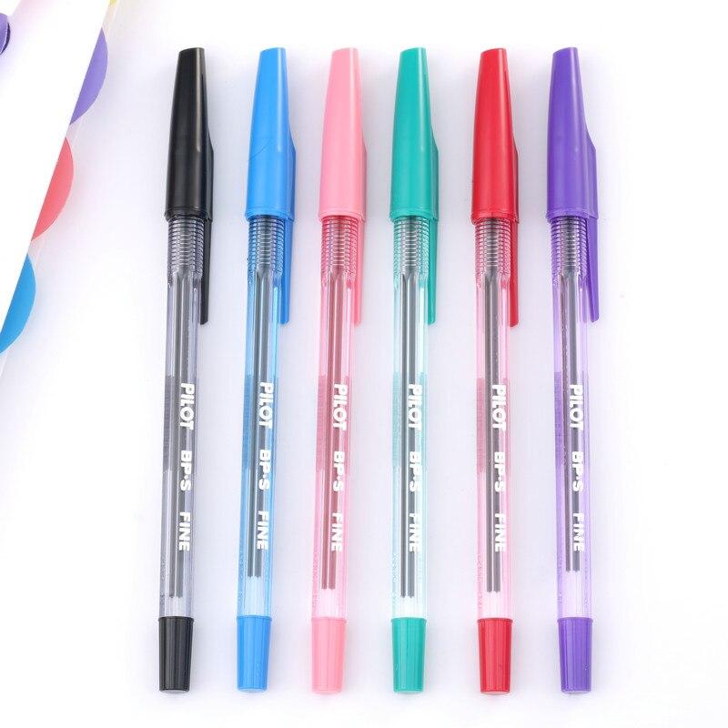 1Pcs/Lot   Pilot colour ballpoint pen BP - SF, 0.7 mm  free  shipping