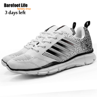 Men Women Running Shoes Barefoot Life 2017 Outdoor Sport Sneakers Male Female Athletic Sneakers Breathable Zapatos