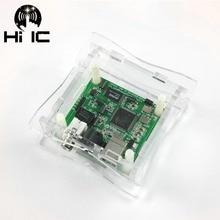 HIFI CM6631A цифровой интерфейс ЦАП 24 бит 192K звуковая карта USB к SPDIF коаксиальный выход подключение декодер не поддерживает DTS