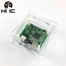 HIFI CM6631A interfejs cyfrowy DAC 24Bit 192 K karta dźwiękowa USB do SPDIF wyjście koncentryczne podłączyć dekoder nie obsługuje DTS