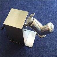 Мини смеситель для сыпучих материалов пони тип вертикальный смеситель маленький Миксер для сырья сухой порошок блендер VH 2