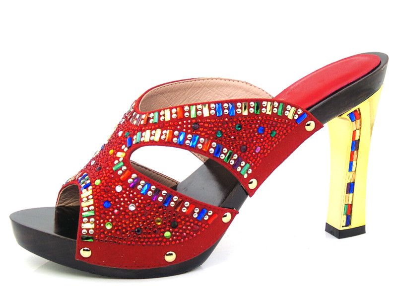 ФОТО Hot slae African Sandals sexy Lady Shoes with silver sequins,big quality PU Leather high gold Heels For lady!size 37-43!!HYY1-2