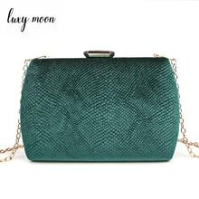 New Suede Bag evening clutch bags designer 6 color day clutc