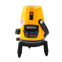 New Professional Automatic Self Leveling 5 Line 1 Point 4V1H Laser Level