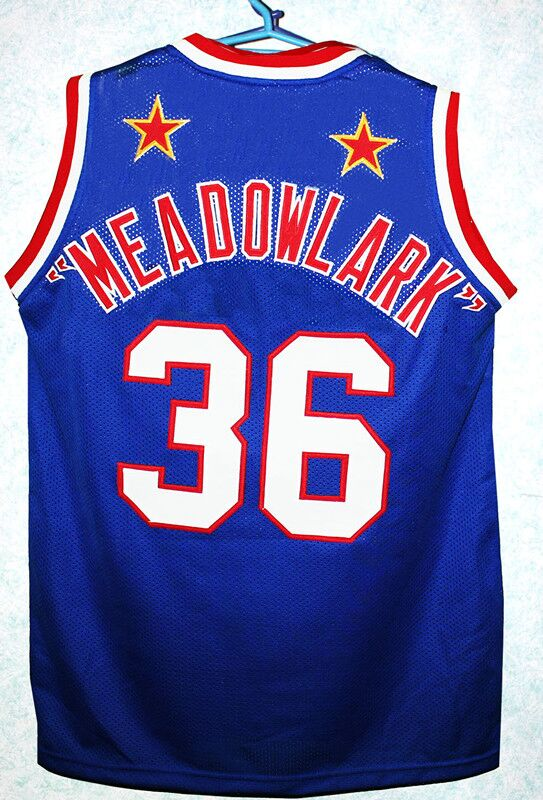 meadowlark lemon jersey