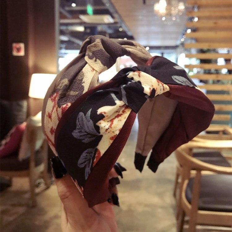 Besorgt Korea Frühling Blumen Hand Made Retro Haar Zubehör Haar Bögen Kristall Krone Haarband Stirnbänder Für Mädchen üBerlegene (In) QualitäT
