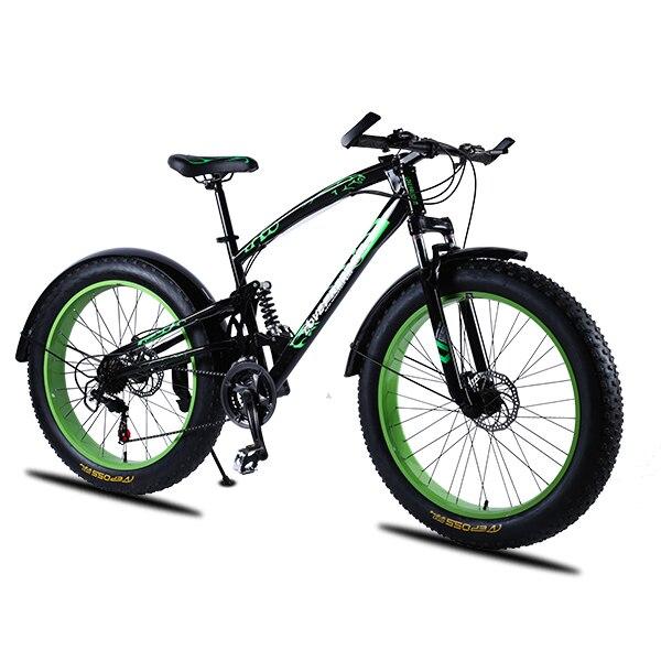 21-speed black green