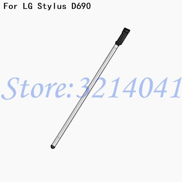 Boa qualidade Para LG G3 D690 D690N Caneta Stylus Tela de Toque Capacitivo Pen Stylus Para LG G3 Stylus D690 D690N