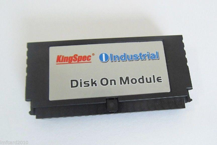 16GB 16G font b Disk b font on Module Kingspec IDE 40PIN DOM Vertical Socket MLC