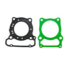 LOPOR Motorcycle EngineCrankcase Covers Cylinder Gasket Kits Set For HONDA NX250 AX-1 AX1 NEW