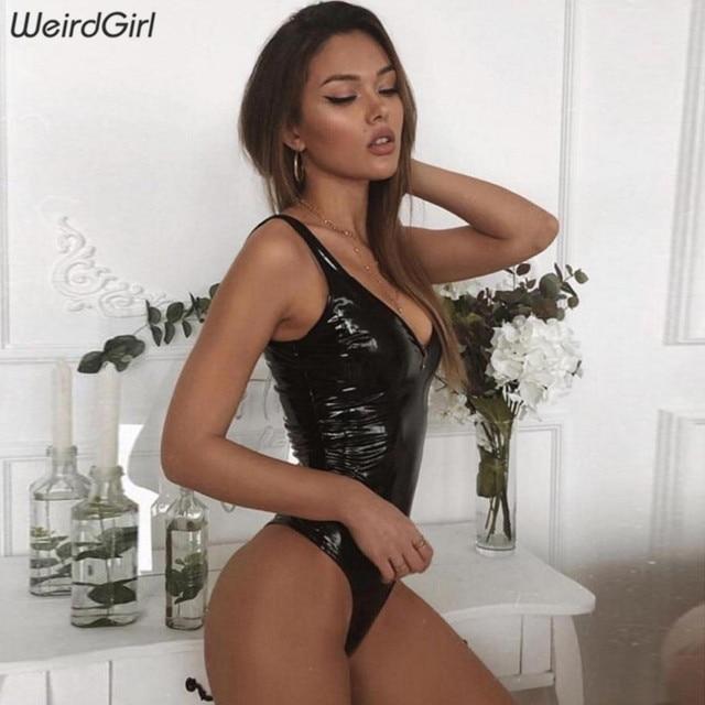 Weirdgirl Latex Bodysuits  3