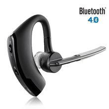 Стерео Бизнес auriculares головного телефона Беспроводной Bluetooth громкой связи Bluetooth гарнитура наушники с микрофоном гарнитура для телефона спортивная обувь для вождения