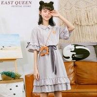 Japanese style kawaii school dress cute student tartan clothing korean school uniform dress for girls teenagers AA3862 Y A
