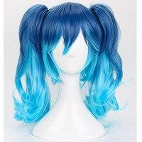 Kagerou Project MekakuCity Actors Enomoto Takane Ene Cosplay Wig + Wig Cap