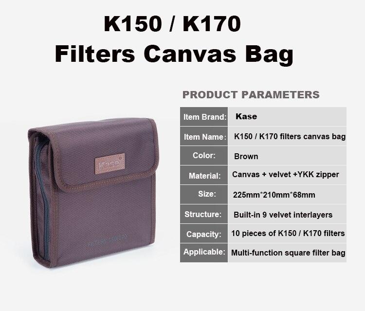 Bag Bolsa para 150x150mm 150x170mm 170x170mm 170x190mm