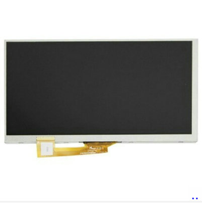 New LCD Display 7 inch Wolder miTab Freedom 3G Tablet TFT LCD Screen Matrix Replacement Panel Parts Free Shipping new lcd display for 7 85 inch flylife connect 7 85 3g 2 tablet lcd screen matrix replacement panel free shipping