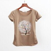 Summer Clothing Short Sleeve T Shirt Female Casual Shirts T Shirt Women Clothes Top Tee Harajuku