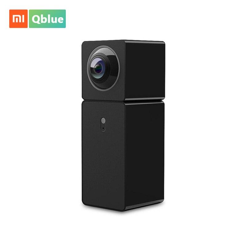 Xiaomi Hualai Xiaofang Macchina Fotografica 1080 p Dual Lens Vista Panoramica di Smart WIFI IP VR Modalità di Visualizzazione di Visione Notturna Xiaofang Dual fotocamera CMOS