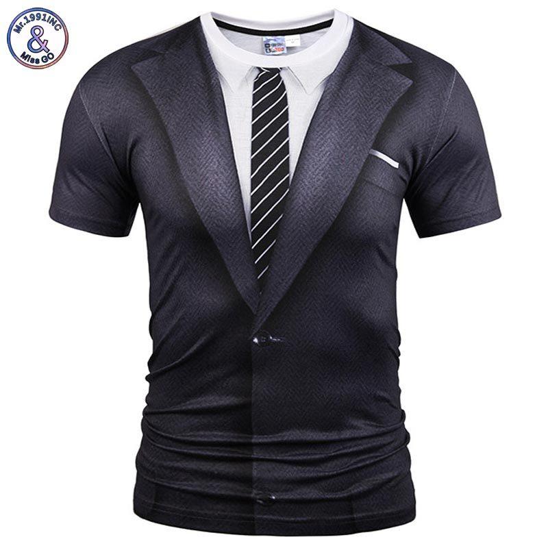 Mr.1991INC Brand Summer T-shirt Fashion s