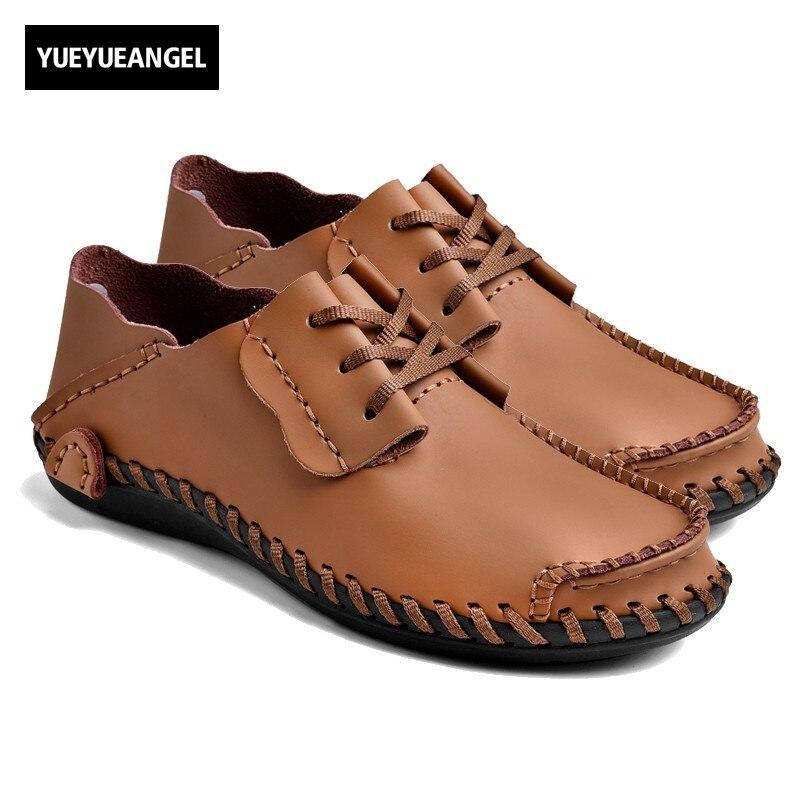 2018 Estilo Coreano Sapatos Casuais Homens Outono Nova Moda Deslizamento Em  Loafers Masculino Sapatenis Masculinos Sapatos Casuais Homens Plus Size bf5ff1a5e7e8d