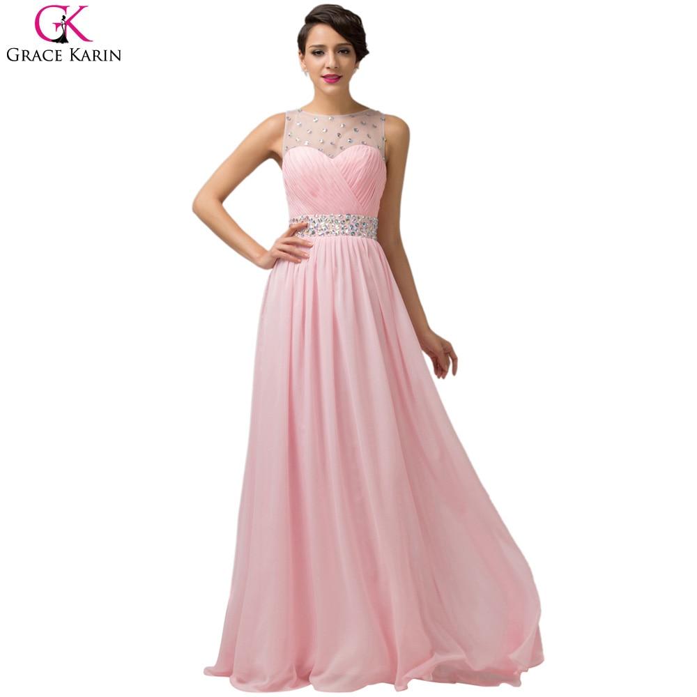 Moderno Vestido De Color Rosa Y Púrpura Del Baile Imagen - Colección ...