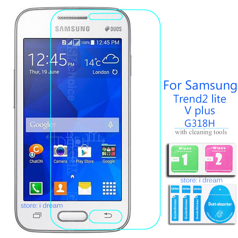 For samsung galaxy trend 2 lite g318h tempered glass - Protection galaxy trend lite ...