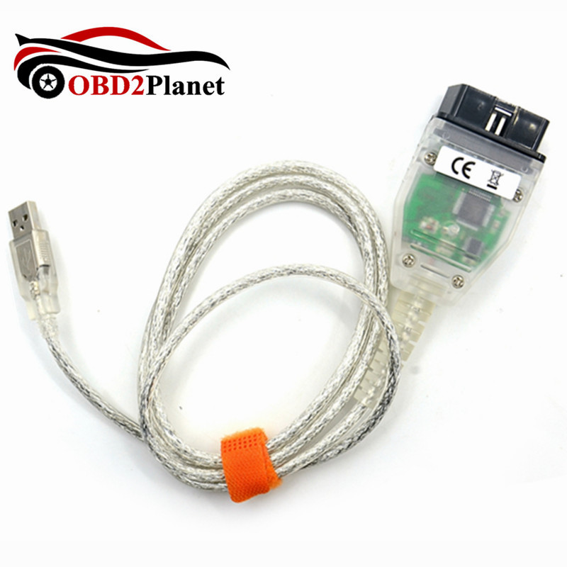 New Arrival For BMW INPA K + DCAN USB Cable For BMW INPA K CAN K-Line With FT232RL or FT232RQ Chip Full Diagnostic For BMW 20PIN