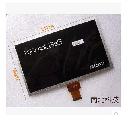 Pantalla lcd calendario pantalla 9 pulgadas 40pin KR090LB3S REV A 1024x600