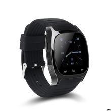 Smartwatch M26 Bluetooth Smart Uhr Mit LED Alitmeter Musik-player Schrittzähler Für Android Smartphone