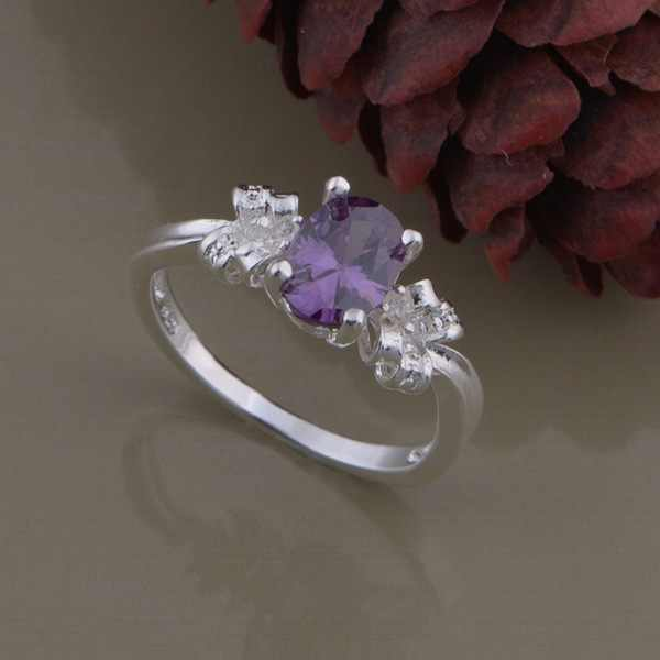 wholesale High quality silver Fashion jewelry rings WR-996