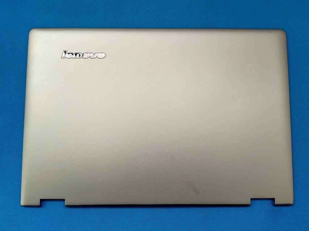 Nieuw Originele Lenovo Ideapad Yoga 13 Lcd achterklep zilver - Notebook accessoires