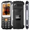 """VKworld Камень V3S Сотовый Телефон 2.4 """"двойной Слот Для SIM-КАРТЫ Bluetooth Ежедневно Водонепроницаемый 21 Клавиши Мобильного Телефона Анти-Низкой Температуры 2 Г 2200 мАч"""