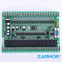 FX2N 30MR Plc Programmable Logic Controller Single Board Plc FX2N 30MR Online Moniter Plc STM32 MCU