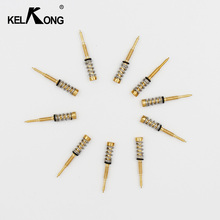 KELKONG 10Pcs For 45cc 52cc 58cc 4500 5200 5800 MP15 Chainsaw Easy Adjustable Gold Mixture Screws For A Variety of Carburetors