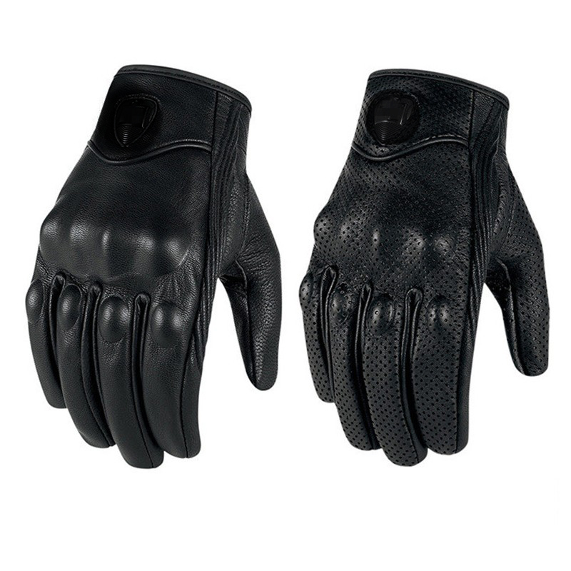 Alpine motocross stars Revit racing gloves Motorcycle gloves Leather guantes moto Luva motociclista motocicleta motorbike Motos