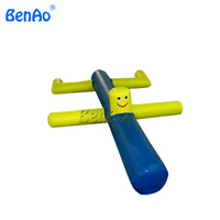 W081 3*5m Summer water game Inflatable water seal,customize inflatable pool toys