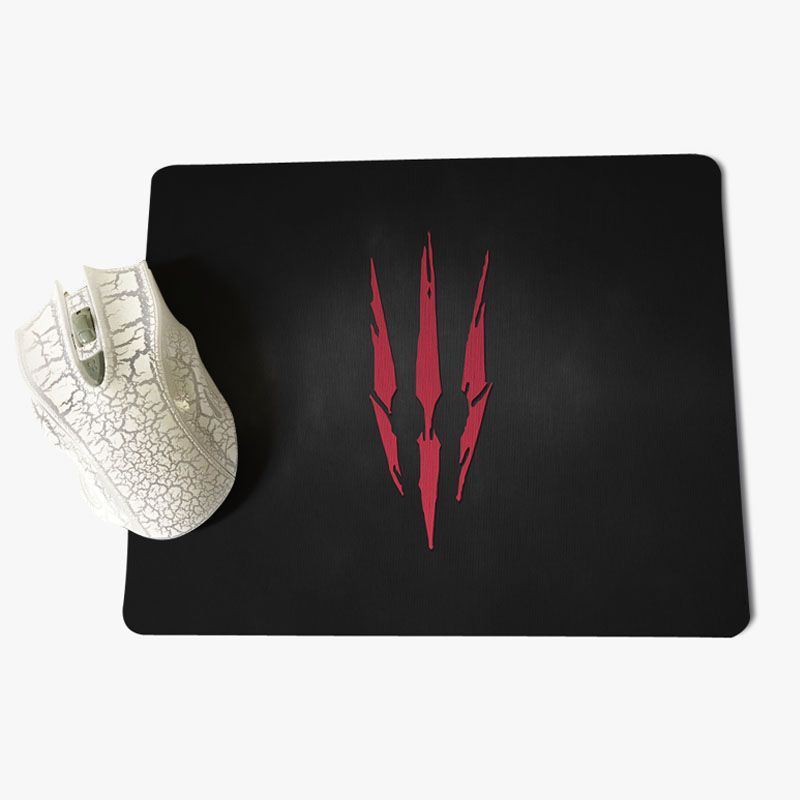 Yinuoda The Witcher 3 Wild Hunt Office Mice Gamer Soft Mouse Pad Size for 18x22x0 2cm Gaming Mousepads in Mouse Pads from Computer Office