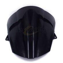 Motorcycle Windscreen Windshield For KAWASAKI ZX10R ZX 10R 2008-2010 2008 2009 2010  Motorbike