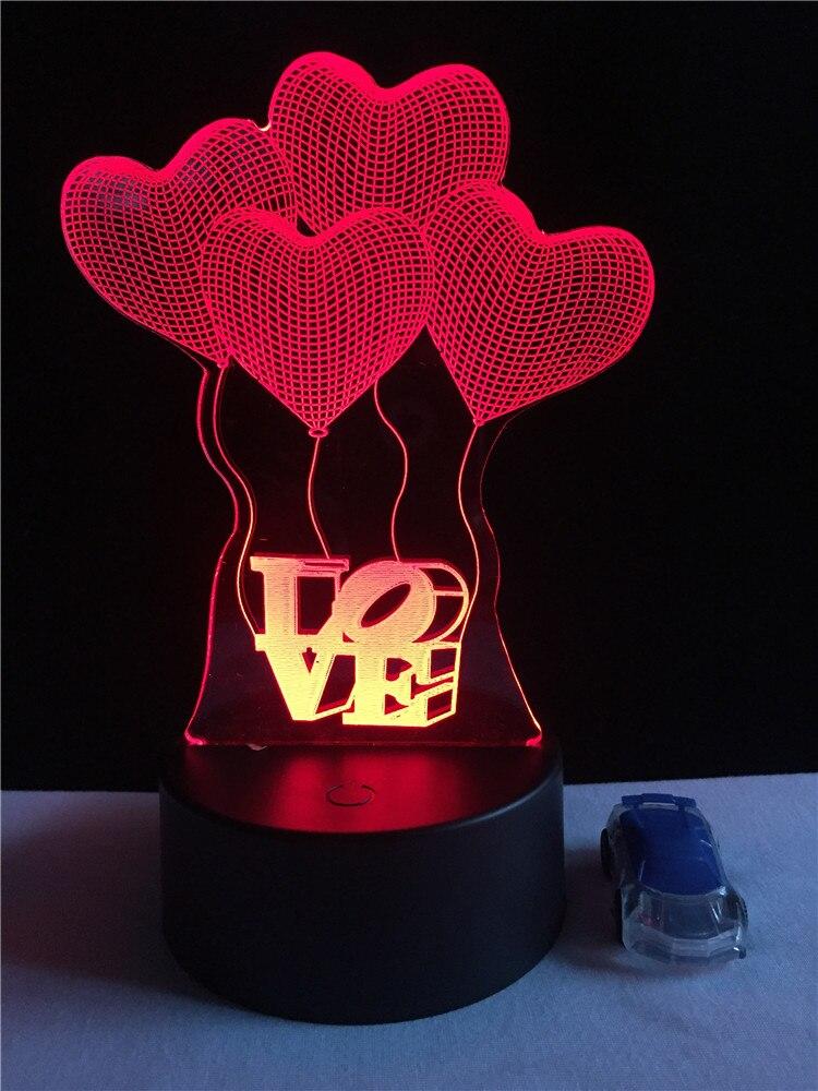 GYP Regalos del festival de la lámpara de la lámpara de mesa de noche dormitorio creativo de noche noche de la lámpara de luz LED de aluminio decorativo pequeña mesa Iluminación infantil Iluminación de interior Color : A