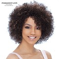 Fashion Charming African American short wigs cheap Brown curly wigs long afro kinky curly wigs for black women synthetic hair