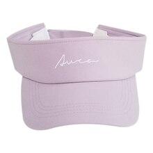 New 2019 Unisex Open-top Beach Hat Fashion Concise Cap Ultraviolet Light Resistant Sun