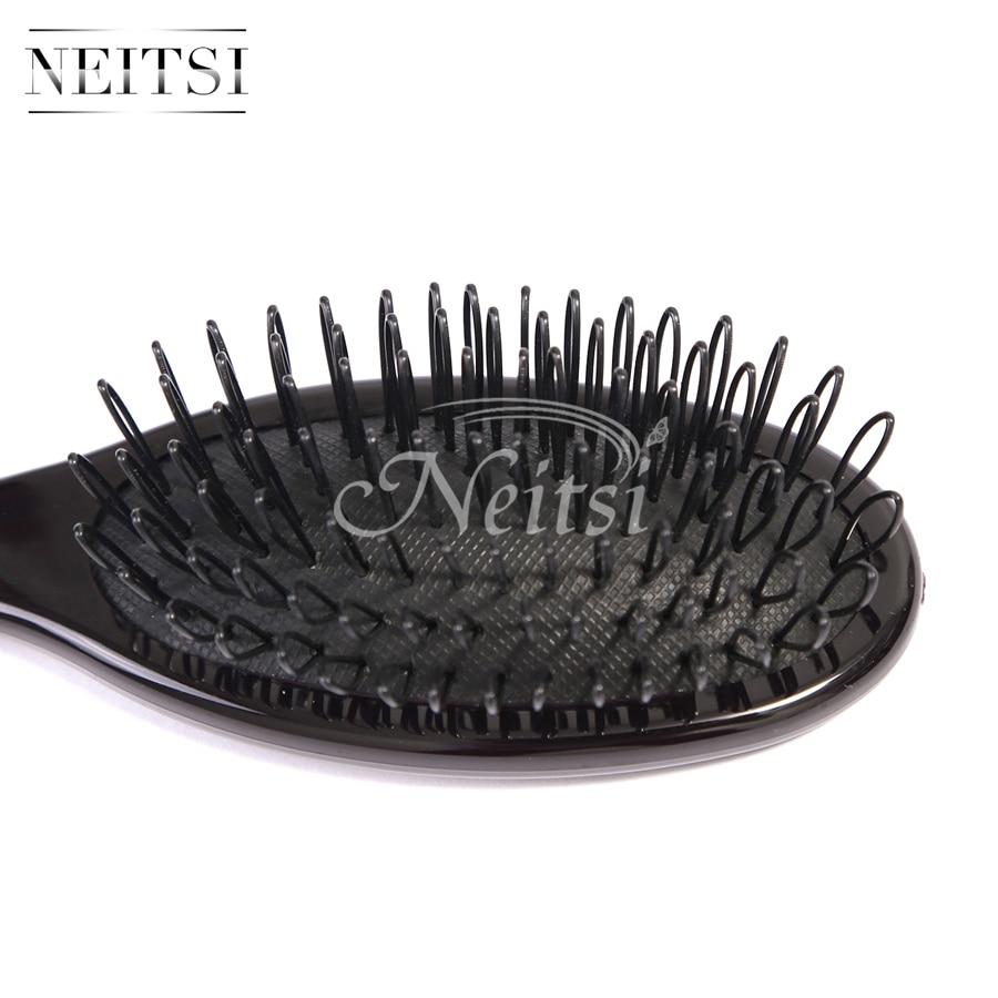 Neitsi Professional Paddle Шаш Щеткасы Массаж Шаш - Шаш күтімі және сәндеу - фото 2