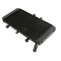 Motorcycle Radiator Cooler For HONDA CB1300 CB 1300 2003 2008 04 05 06 07 Black