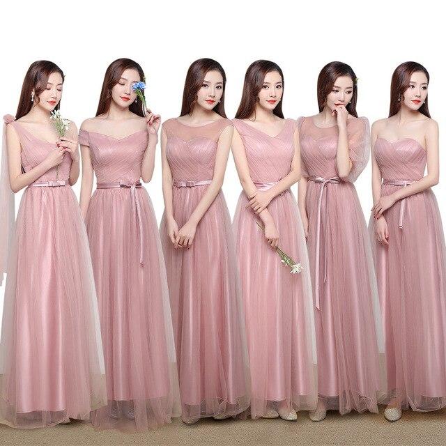 Mejor Precio Vestido De Dama Honor 2019 Vestido Para
