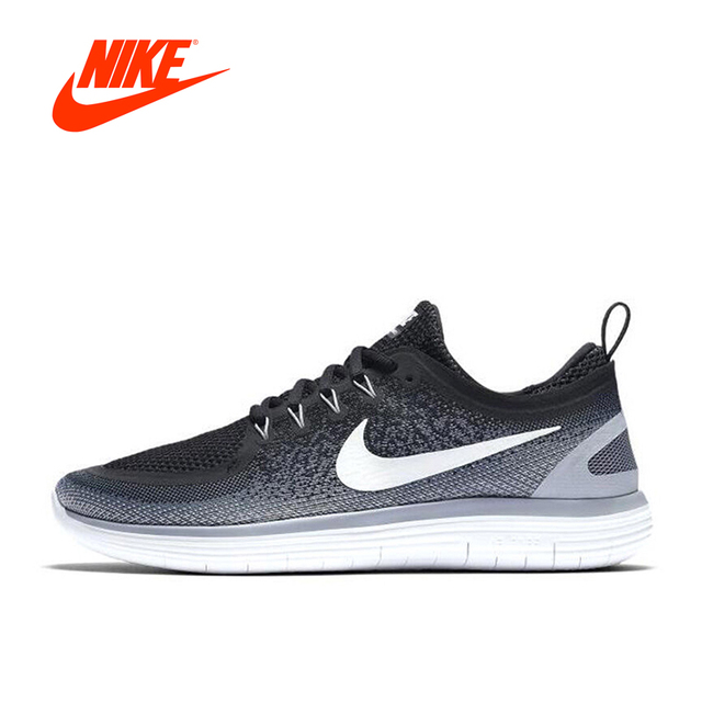 pretty nice f5fd2 e1bbf NIKE Original New Arrival Free Rn Distance 2 Men s Running Shoes Sneakers