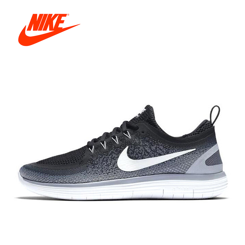 NIKE Original New Arrival Free Rn Distance 2 Mens Running Shoes Sneakers ...